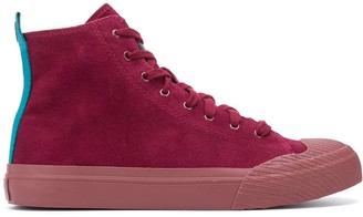 Diesel Ankle Lace-Up Sneakers