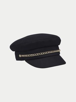 Tommy Hilfiger Solid Baker Boy Hat