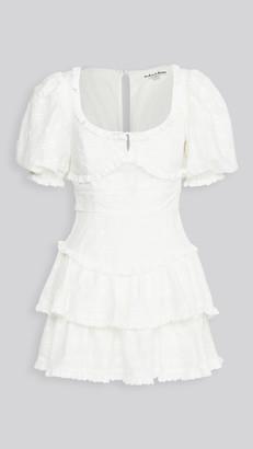 For Love & Lemons Iris Mini Dress