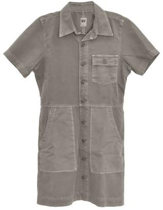 NSF Brynn Patch Pocket Short-Sleeve Dress