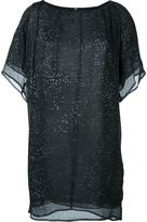 Mini Market Minimarket - 'Eon' dress - women - Silk/Polyester - 34