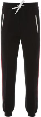 Miu Miu Logo Band Track Pants