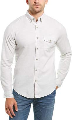 J.Crew Brushed Twill Woven Shirt