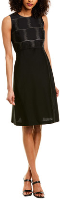 Piazza Sempione Sheath Dress