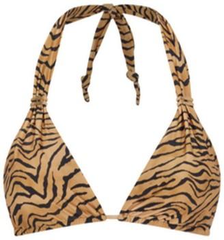Vix Bia Tiger Print Bikini Top