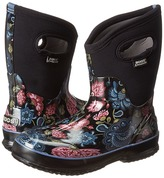 Bogs Classic Winter Blooms Mid Women's Rain Boots