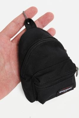 Eastpak Padded Pak'R Mini Backpack Keychain - Black ALL at Urban Outfitters