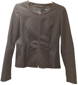 Elie Tahari Navy Jacket for Women