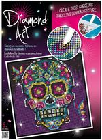 Very Diamond Art Sugar Skull