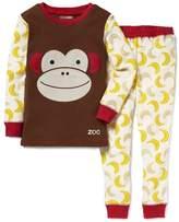 Skip Hop SkipHop Zoo Little Kid and Toddler Pajama Set, Marshall