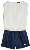 7 For All Mankind Girls' Romper - Sizes S-XL