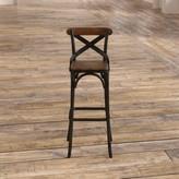 "Bentley Bar & Counter Stool (Set of 2) Trent Austin Design Seat Height: Bar Stool (30"" Seat Height)"