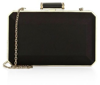 Judith Leiber Couture Soho Satin Clutch
