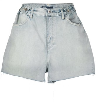 Levi's Made & Crafted Wide-Leg Denim Shorts