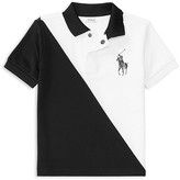 Polo Ralph Lauren Ralph Lauren Childrenswear Boys' Tech Banner Polo - Big Kid
