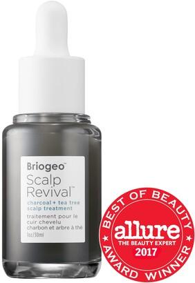 BRIOGEO Scalp Revival Charcoal + Tea Tree Scalp Treatment Serum