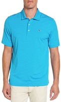 Vineyard Vines Men's Wilson Stripe Jersey Polo