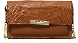 MICHAEL Michael Kors Jade Extra Small Leather Chain Crossbody