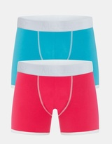 Mojo Rio 2 Pack Blue & Pink Trunk