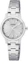 Citizen Women's Stainless Steel Bracelet Watch 25mm EL3030-59A