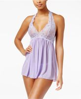 Maidenform Extra Sexy Floral-Lace Babydoll DM1125, A Macy's Exclusive