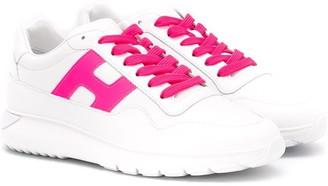 Hogan TEEN H low-top sneakers