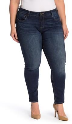 KUT from the Kloth Katy Boyfriend Jeans (Plus Size)
