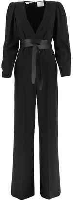 Stella McCartney Deep V-Neck Jumpsuit
