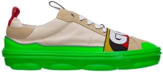GCDS Contrast Sole Sneakers