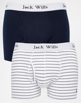 Jack Wills Chetwood Trunks 2 Pack