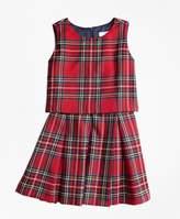 Brooks Brothers Holiday Tartan Dress