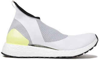 adidas by Stella McCartney Ultraboost Printed Stretch-knit Sneakers