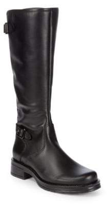 La Canadienne Gabriel Waterproof Mid-Calf Leather Boots