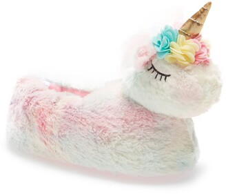 Tucker + Tate Fluffy Unicorn Slipper