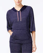 Nautica French Terry Hooded Pajama Top