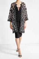 Anna Sui Lace Appliqué Coat