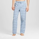Merona Men's Woven Sleep Pant Dark Sky Blue