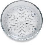 Mikasa Winter Flurries Glass Candy Dish