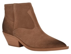 GUESS Nebila Western Women's Booties Women's Shoes
