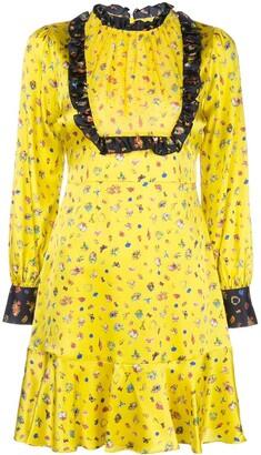 Cynthia Rowley Aiko prairie dress