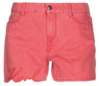 Karl Lagerfeld Paris Denim shorts
