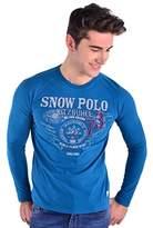 Galvanni Men's Itz Long-Sleeve T-Shirt - -