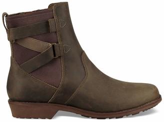 Teva Womens womens Ellery Ankle Waterproof Boots