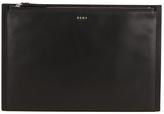 DKNY Women's Large Clutch Bag Black