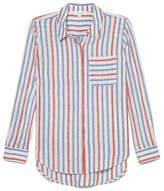 Two by Vince Camuto Striped Button-up Shirt