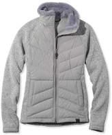 L.L. Bean L.L.Bean Sweater Fleece Down Jacket