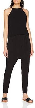 Tigha Women's Yuna Jumpsuit, (Black 900), Medium