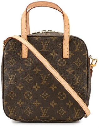 Louis Vuitton Pre-Owned Spontini 2way bag