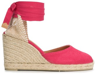 Castaner Carinas espadrille wedge pumps
