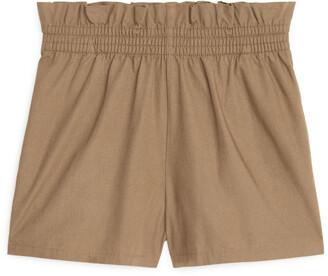 Arket Paperbag Shorts